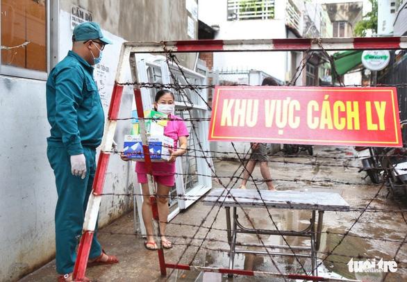 F0 trong cộng đồng đang tăng mạnh tại quận 8, quận 3, quận 1, Bình Tân, Tân Phú